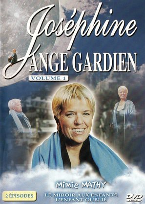 """""""Joséphine, ange gardien"""" - French DVD movie cover (thumbnail)"""