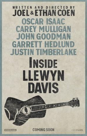Inside Llewyn Davis - Movie Poster (thumbnail)