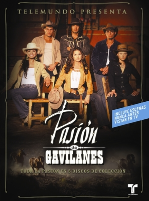 """Pasión de gavilanes"" - Movie Cover (thumbnail)"