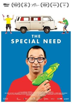 The Special Need - Italian Movie Poster (thumbnail)