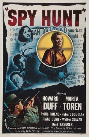 Spy Hunt - Movie Poster (thumbnail)