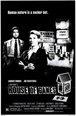 House of Games - Movie Poster (thumbnail)