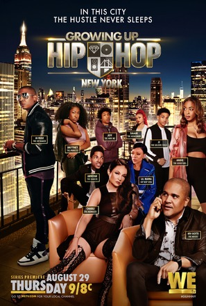 """Growing Up Hip Hop NY"""