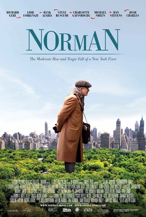 Norman: The Moderate Rise and Tragic Fall of a New York Fixer - Movie Poster (thumbnail)