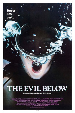 The Evil Below - Movie Poster (thumbnail)