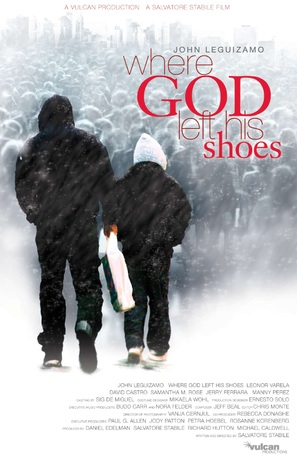 Where God Left His Shoes - Movie Poster (thumbnail)