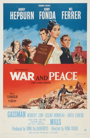 War and Peace - Movie Poster (thumbnail)