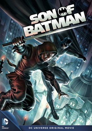 Son of Batman - DVD cover (thumbnail)