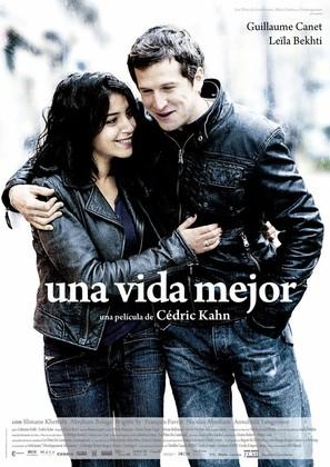 Une vie meilleure - Spanish Movie Poster (thumbnail)