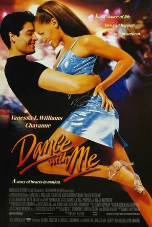 Dance with Me - Movie Poster (thumbnail)