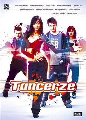 """Tancerze"" - Polish Movie Cover (thumbnail)"