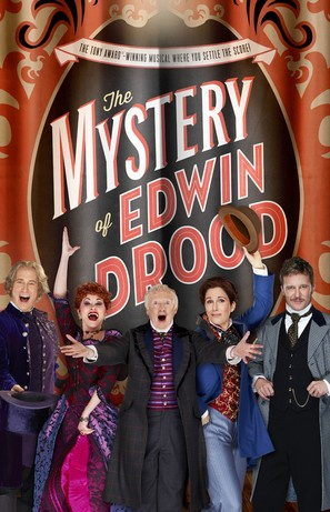 """The Mystery of Edwin Drood"" - British Movie Poster (thumbnail)"