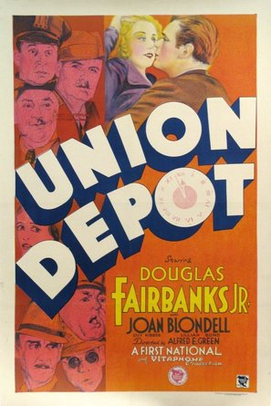 Union Depot - Movie Poster (thumbnail)