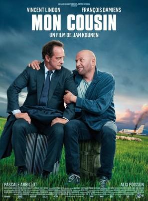 Mon cousin - French Movie Poster (thumbnail)