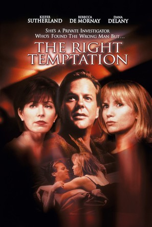 The Right Temptation - Movie Poster (thumbnail)