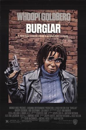 Burglar - Movie Poster (thumbnail)