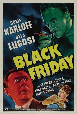 Black Friday - Movie Poster (thumbnail)