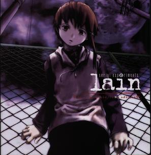 """Serial Experiments: Lain"" - Movie Cover (thumbnail)"