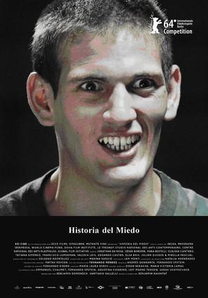 Historia del miedo - Argentinian Movie Poster (thumbnail)