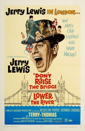 Don't Raise the Bridge, Lower the River - Movie Poster (thumbnail)