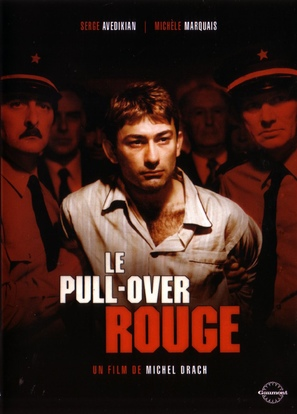 Le pull-over rouge - French Movie Cover (thumbnail)