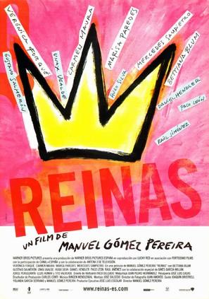 Reinas - Spanish Movie Poster (thumbnail)