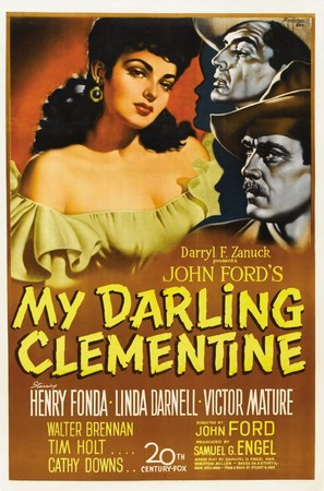 My Darling Clementine - Movie Poster (thumbnail)