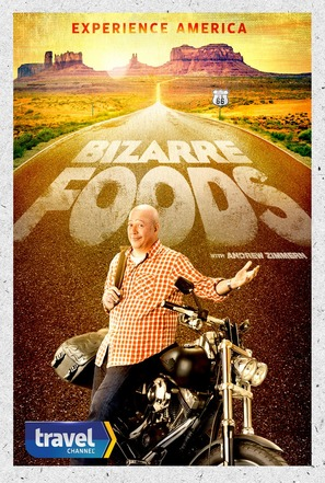 """Bizarre Foods with Andrew Zimmern"""