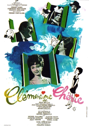 Clémentine chérie - French Movie Poster (thumbnail)