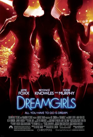 Dreamgirls - Movie Poster (thumbnail)