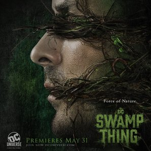 """Swamp Thing"" - Movie Poster (thumbnail)"