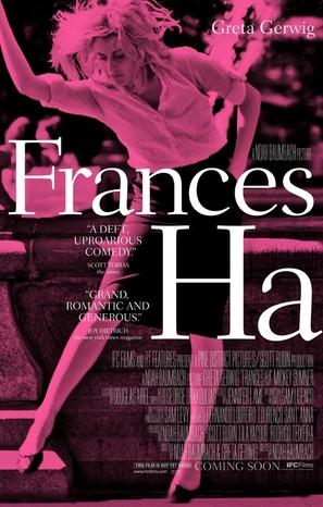 Frances Ha - Movie Poster (thumbnail)