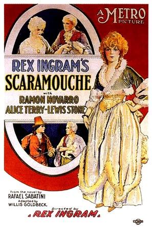Scaramouche - Movie Poster (thumbnail)