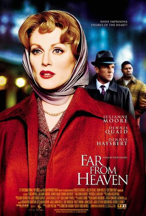 Far From Heaven - Movie Poster (thumbnail)