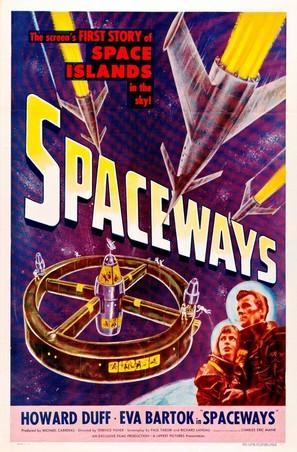 Spaceways - Movie Poster (thumbnail)