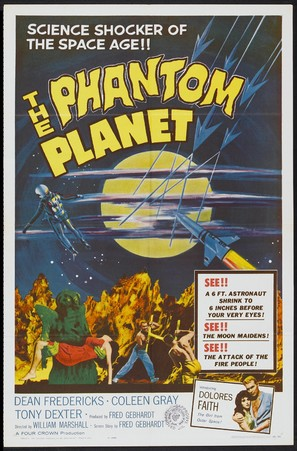 The Phantom Planet - Movie Poster (thumbnail)