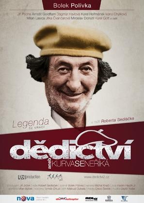 Dedictví aneb Kurvaseneríká - Czech Movie Poster (thumbnail)