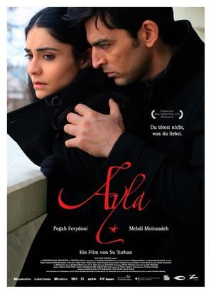 Ayla - German Movie Poster (thumbnail)