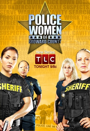 """Police Women of Broward County"" - Movie Poster (thumbnail)"