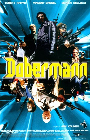 Dobermann - French Movie Poster (thumbnail)