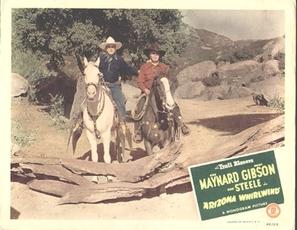 Arizona Whirlwind - poster (thumbnail)