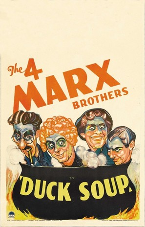 Duck Soup - Movie Poster (thumbnail)