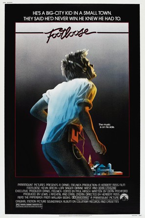 Footloose - Movie Poster (thumbnail)