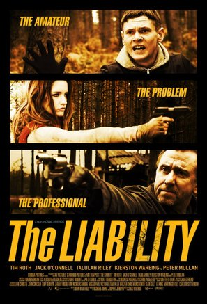 The Liability - Movie Poster (thumbnail)