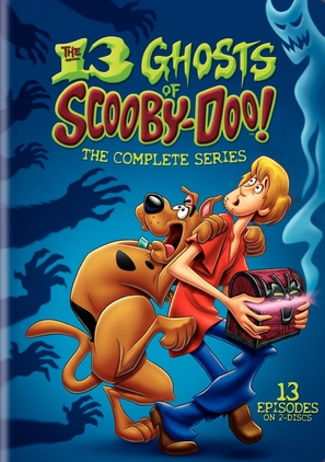 """""""The 13 Ghosts of Scooby-Doo"""" - Movie Cover (thumbnail)"""