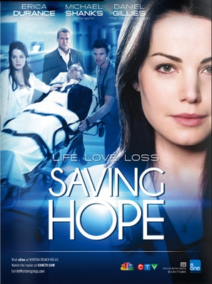 """Saving Hope"" - Canadian Movie Poster (thumbnail)"