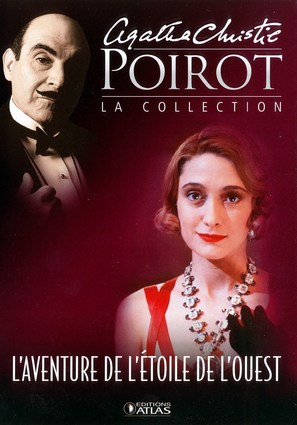 """""""Poirot"""" The Adventure of the Western Star - French poster (thumbnail)"""