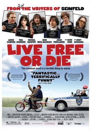 Live Free or Die - poster (thumbnail)