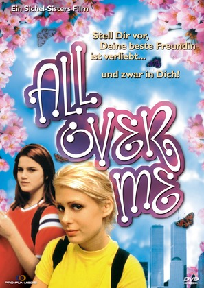 All Over Me - German DVD movie cover (thumbnail)