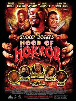 Hood of Horror - Movie Poster (thumbnail)